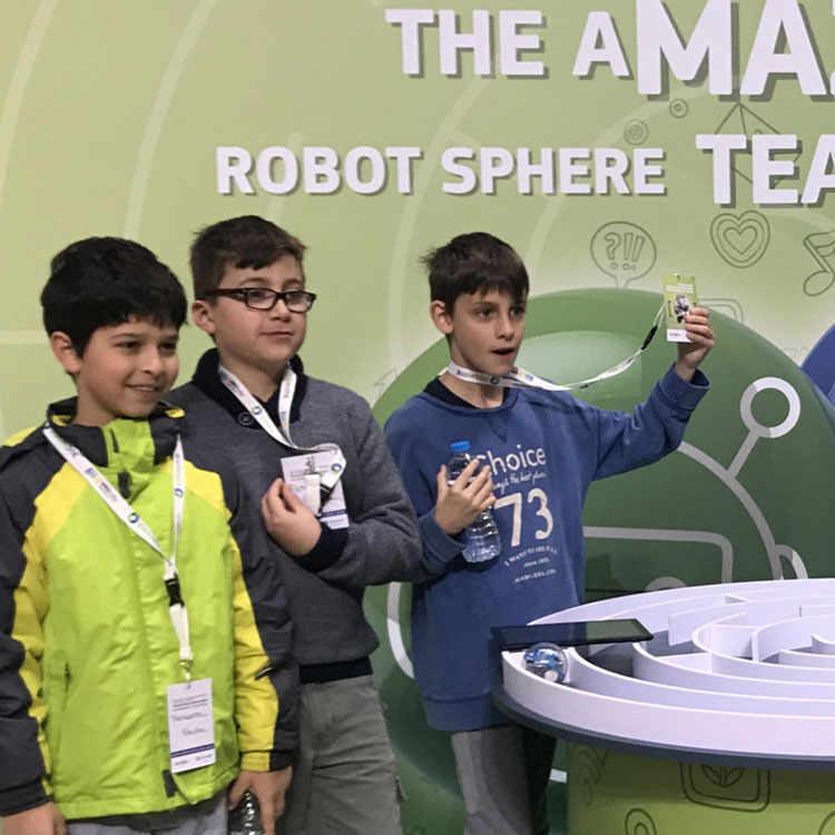Headline - Cosmote | Robotics Contest - Image 06