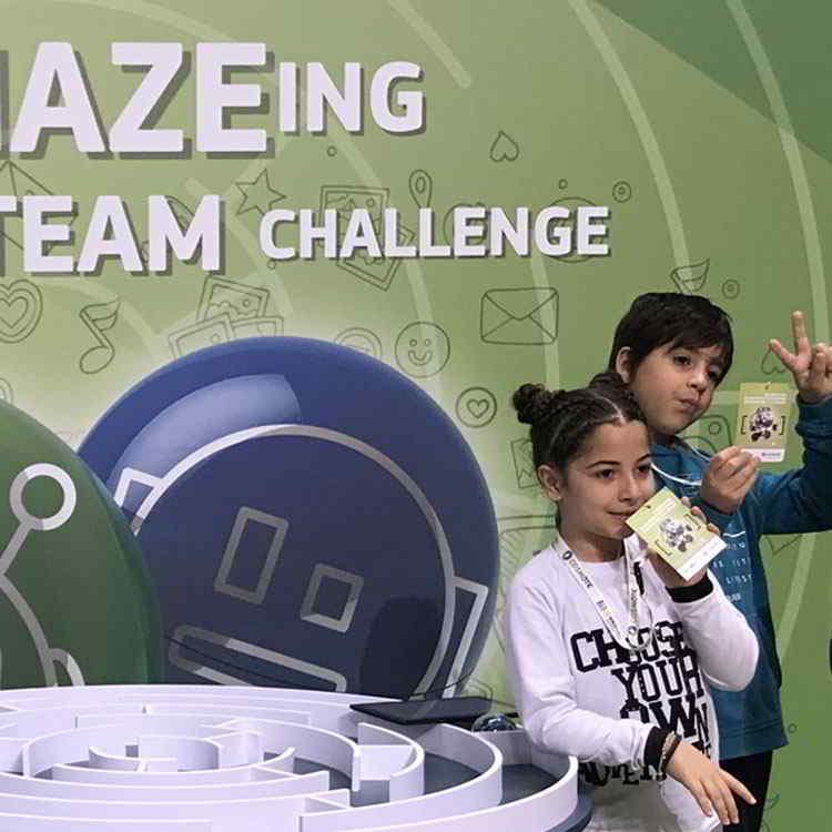 Headline - Cosmote | Robotics Contest - Image 11