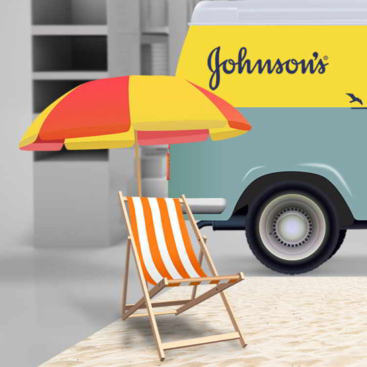 Headline - Johnson & Johnson | Summer Promo - Image 07